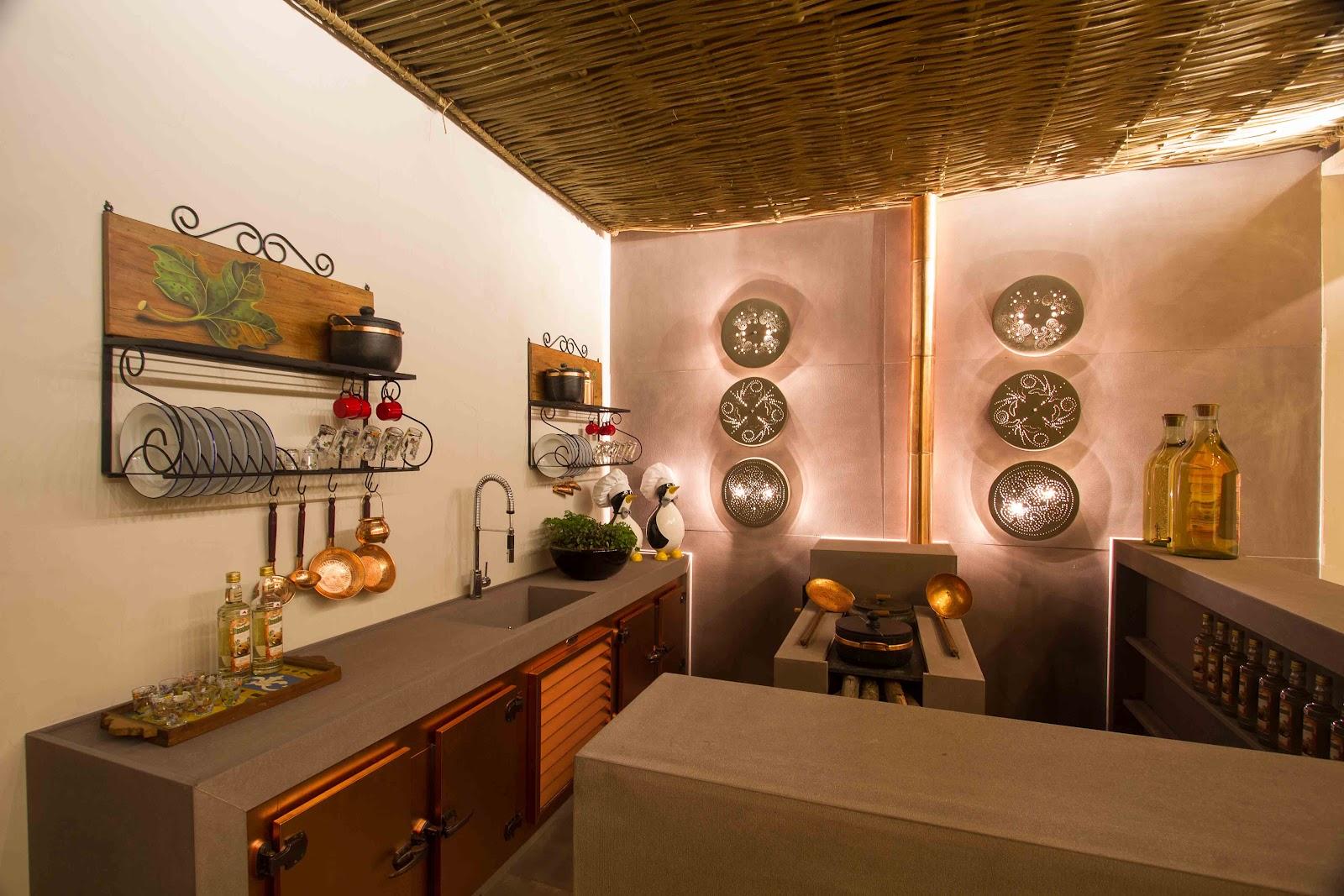 Mãos de Minas apresenta projeto de uma cozinha mineira sofisticada. #C88303 1600 1067
