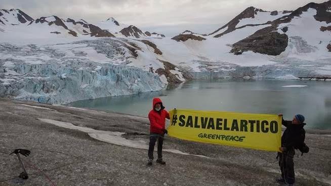 Salvad el Ártico