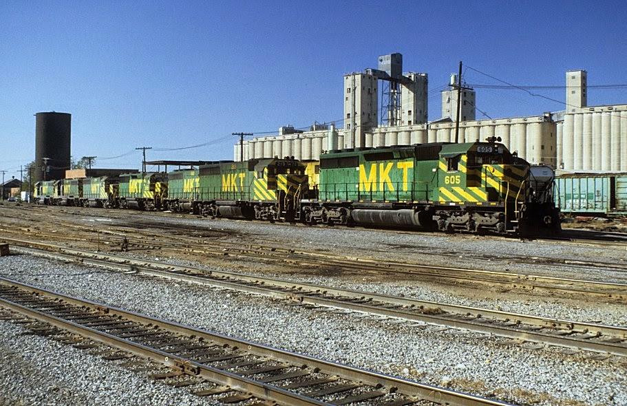 MK&T railroad