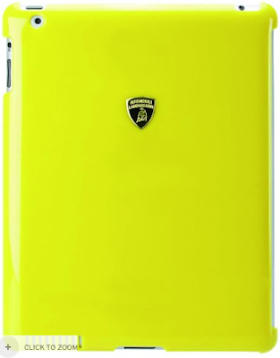Lamborghini Signed iPad Cover