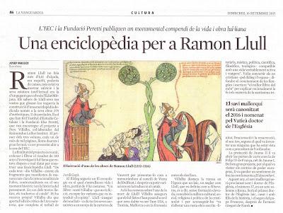 http://www.lavanguardia.com/20150916/54435288575/una-enciclopedia-per-a-ramon-llull-josep-massot.html