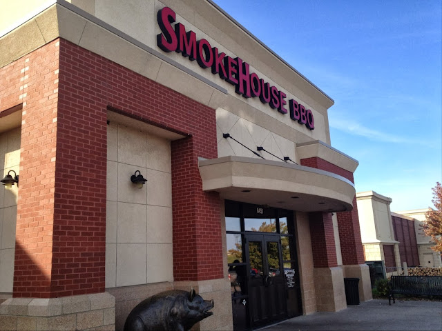 SmokeHouse BBQ Zona Rosa Kansas City, Missouri