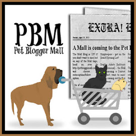 The Pet Blogger Mall is HERE!