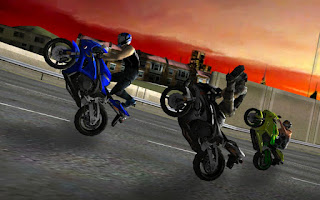 Race Stunt Fight! Motorcycles