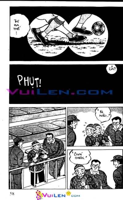 Jindodinho - Đường Dẫn Đến Khung Thành III Tập 55 page 58 Congtruyen24h