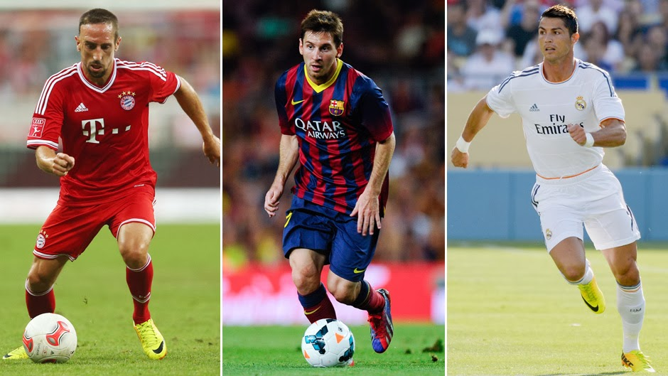 Best Players in World Football