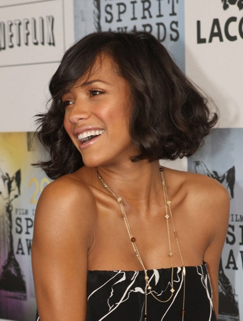 Tremendous Shoulder Length Bob Hairstyles For Black Women Hairstyle Inspiration Daily Dogsangcom
