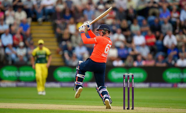 England vs Australia T20 at Cardiff 2015