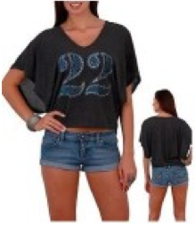 http://www.dailydazzledealz.com/product/number-22-black-top-with-batwing-sleeves/