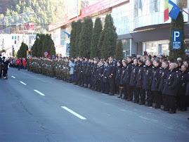 Ziua Naţională a României, Piatra Neamţ, 1.12.2013..