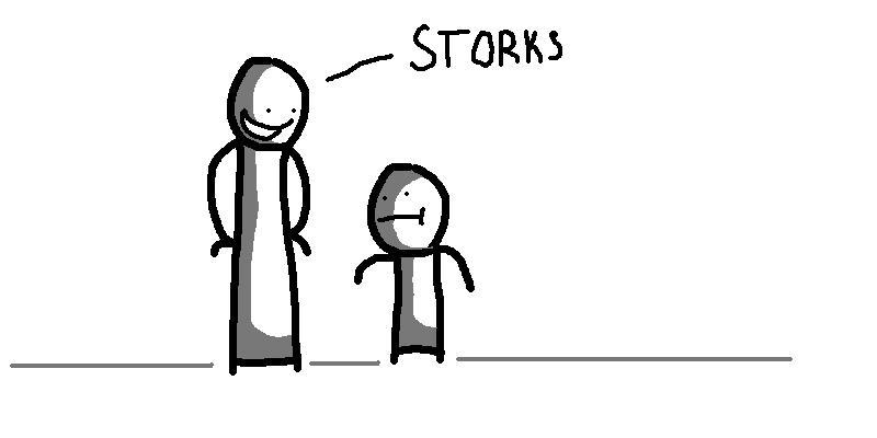 Stork Comics