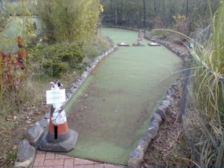 Adventure Golf at Blaby Golf Centre