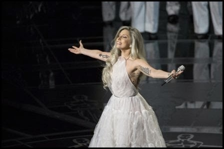 Oscars 2015: Lady Gaga