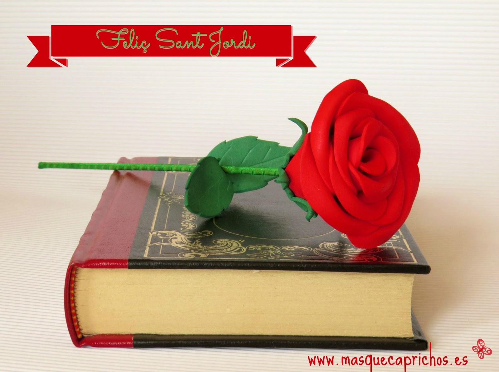 Rosa Goma Eva Sant Jordi