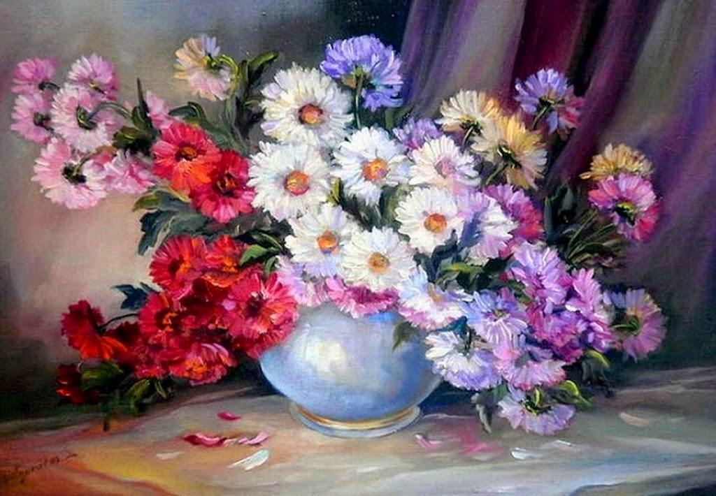 jarrones-hiperrealistas-cuadros-con-flores