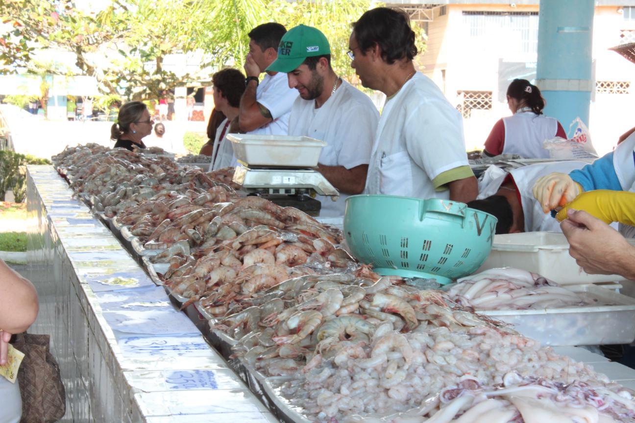 Cozinha Rock !!!: Cozinha Rock Visita Mercado de Peixes Ubatuba