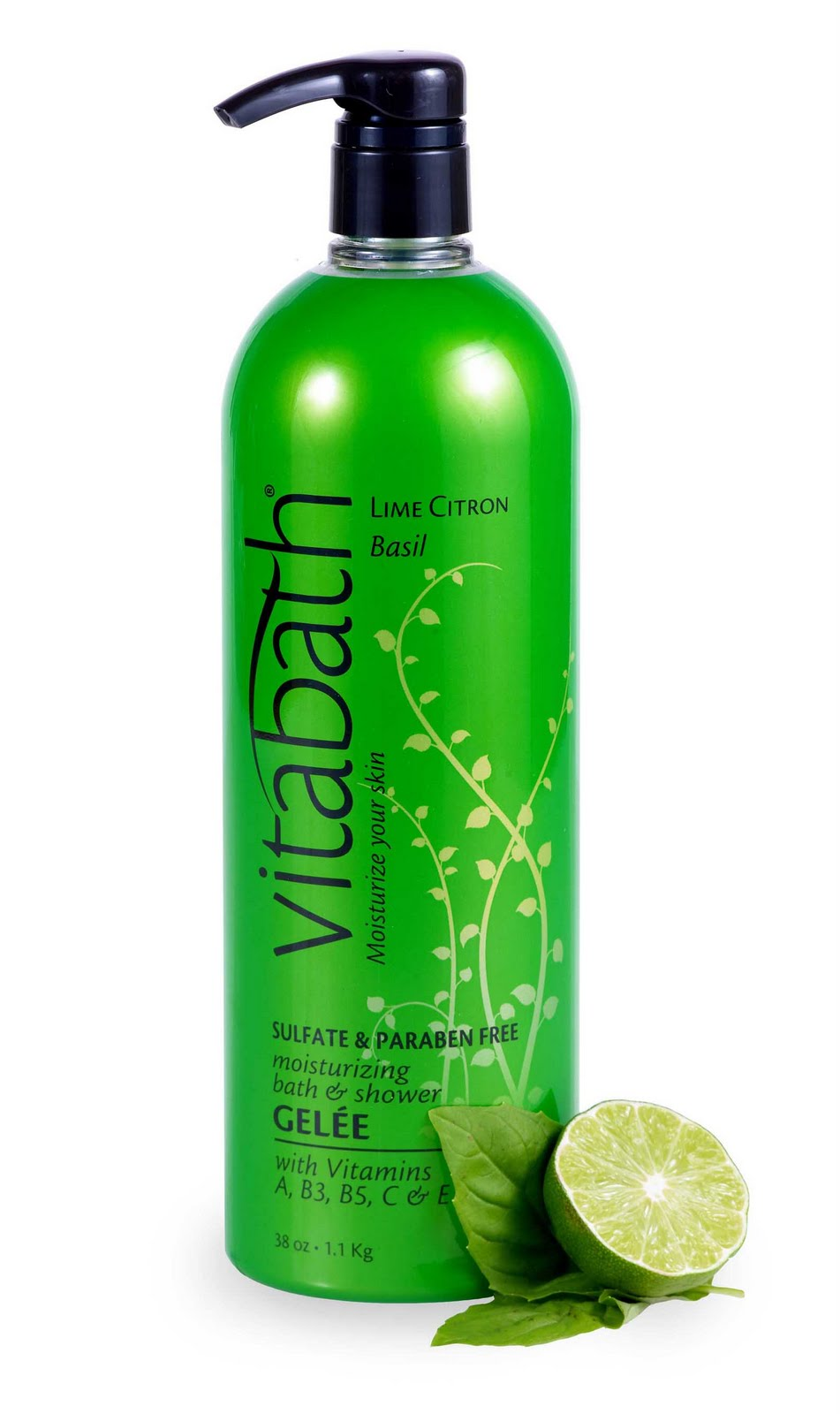 Budget Beauty Find - Vitabath Lime Citron Basil Gelée: | Palacinka ...
