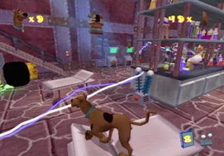 Scooby-Doo! Night of 100 Frights Ps2 Iso Ntsc Mega Juegos Para Playtation 2