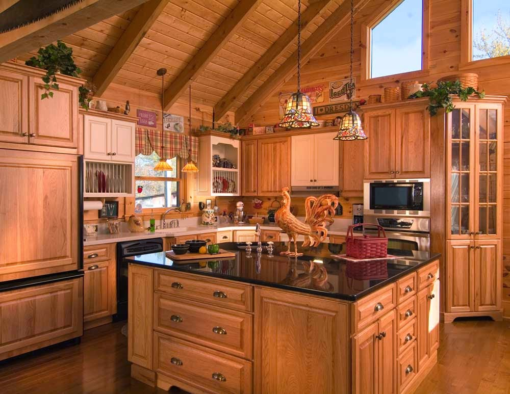 goodiy cabin interior design ideas - Log Cabin Design Ideas