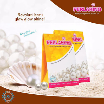 PERLAKING - Glow Shine Shine