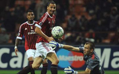 BATE Borisov 1 - 1 AC Milan (1)