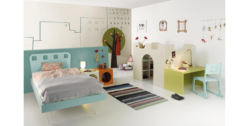 Publicado por xikara muebles en 5 12 for Dormitorios infantiles madrid