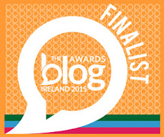 "Blog Awards Ireland Finalist under ""Best Fashion Blog"" & ""Best Youth Blog"""