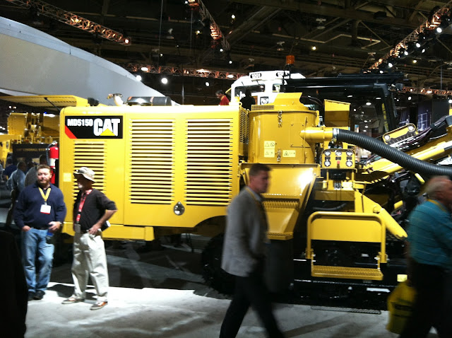 Caterpillar MD5150 Track Drill