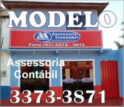 MODELO ASSESSORIA CONTÁBIL
