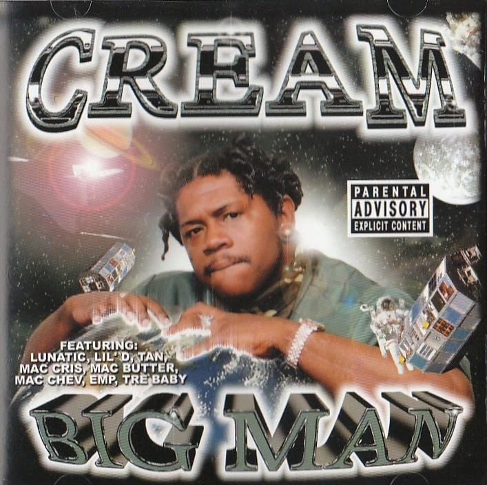 Cream - Big Man