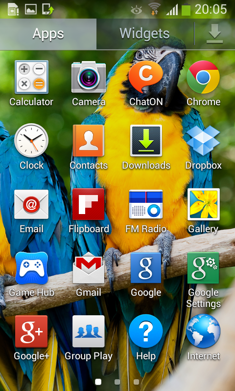 Samsung Galaxy Grand Duos Android 4.2.2 Jelly Bean Firmware Leaked