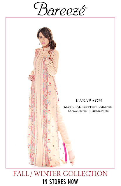 Bareeze Karandi Collection 2013