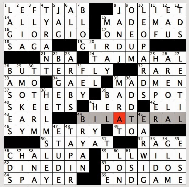Rex Parker Does The Nyt Crossword Puzzle Tylenol Producer For Short