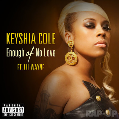 cover de enough of no love de keyshia cole y lil wayne
