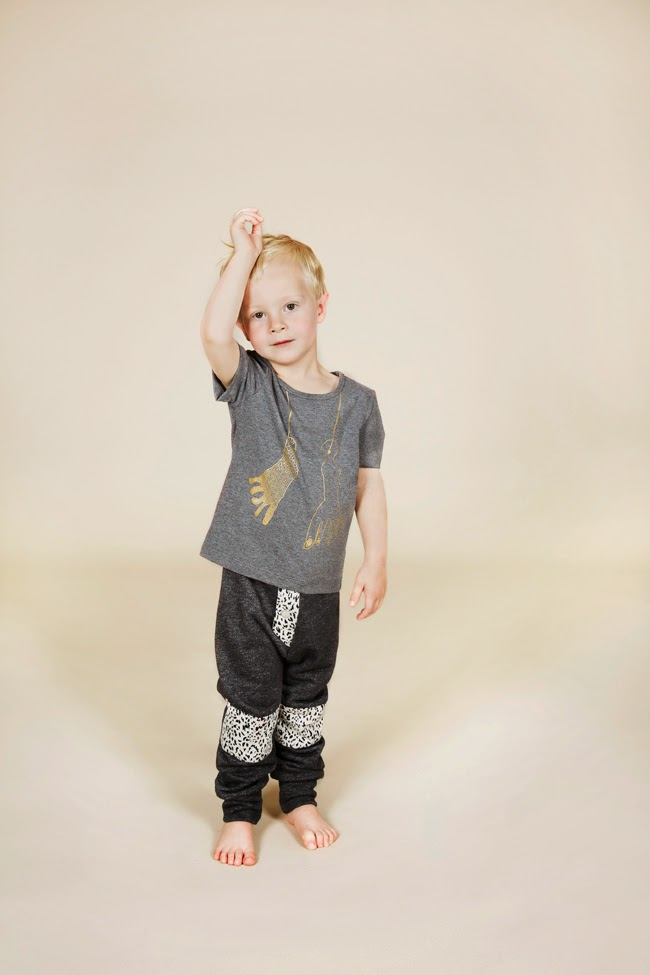 Bang Bang Copenhagen SS15 kids fashion collection