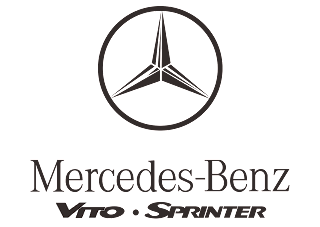 Mercedes Vito Sprinter Logo Vector download free