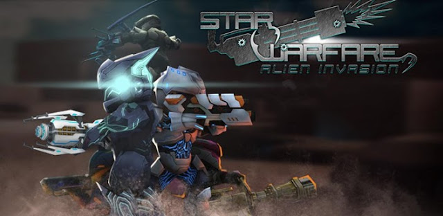 Star Warfare:Alien Invasion mod modo dios-Torrejoncillo