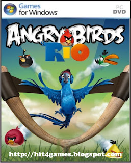Angry Birds Rio PC Games