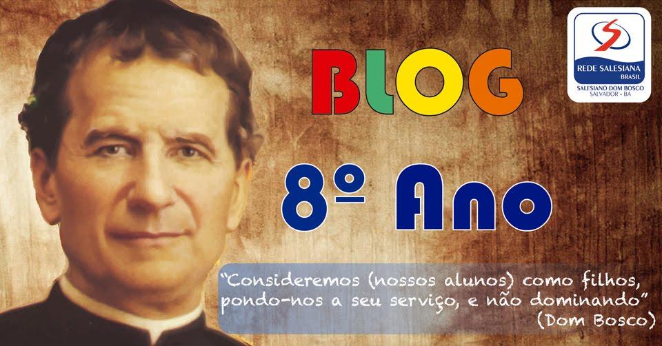 Salesiano Dom Bosco - 8º ano