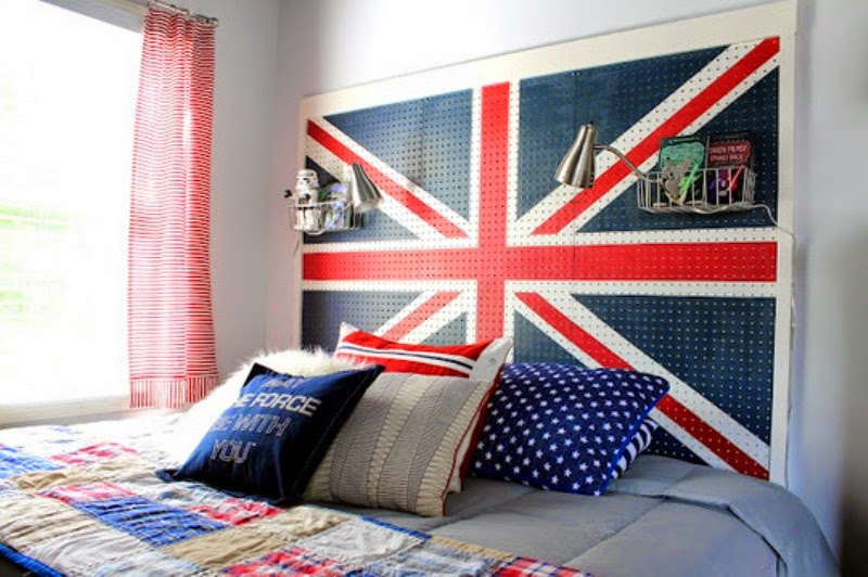 Spectacular Bedroom Design England Gray Linen Blanket Combination Of  Box Style Blue And White Pillow Box England City
