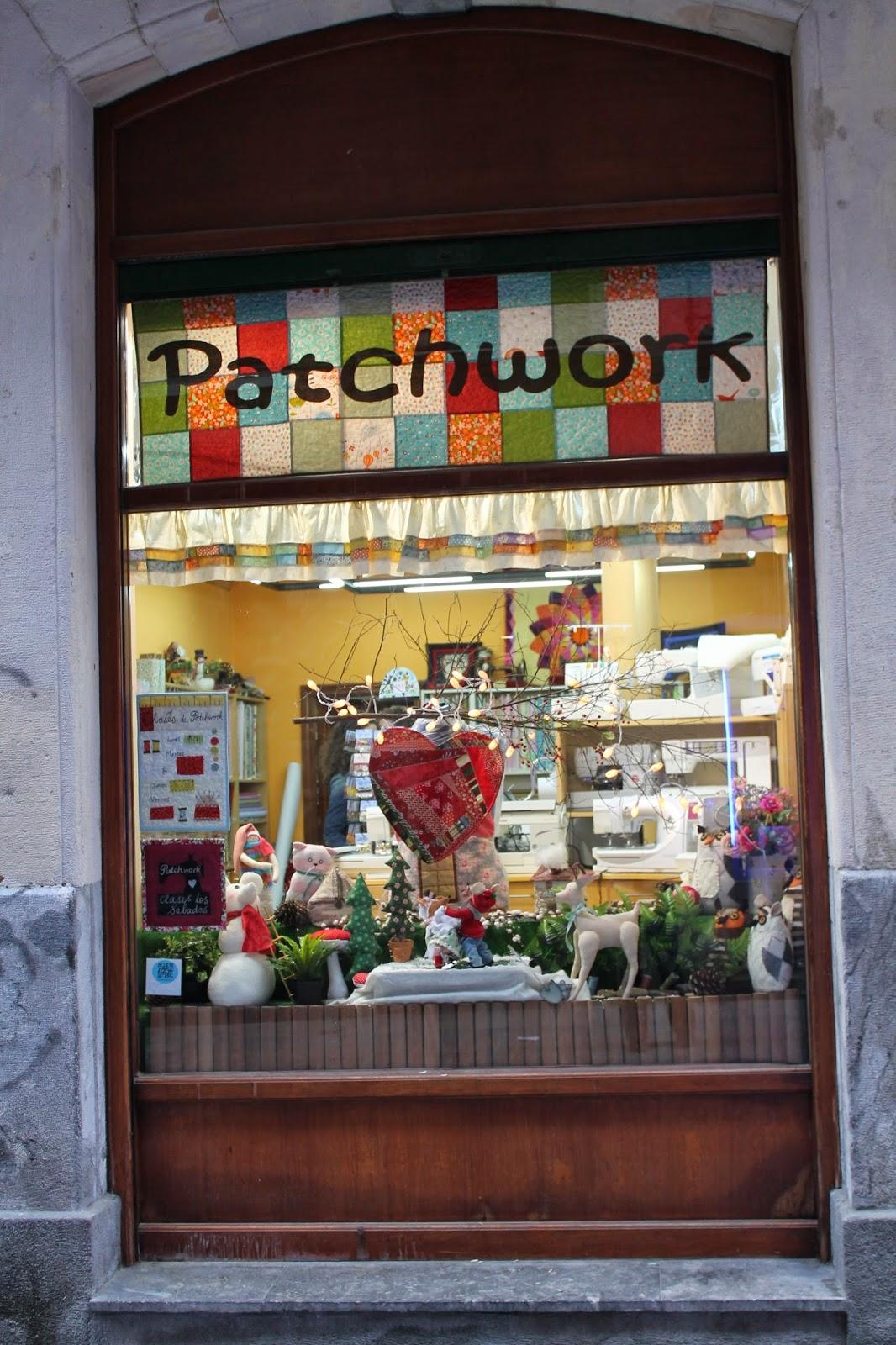 Patchwork los sábados