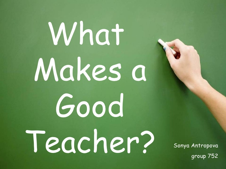 teachers responsibility should be replaced by