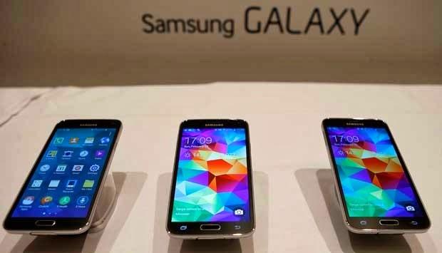 Harga Samsung Galaxy S5 di Indonesia