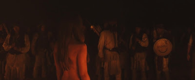 olivia wilde in cowboys & aliens 2011 ass back nude hot