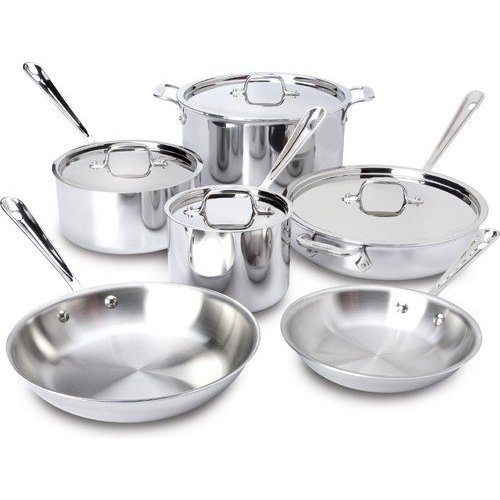 all clad cookware stainless steel music search engine at. Black Bedroom Furniture Sets. Home Design Ideas
