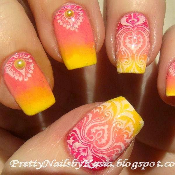 http://prettynailsbykasia.blogspot.com/2015/01/nail-stamping-challenge-week-1-pink.html