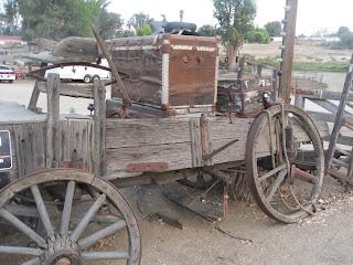 1800s wagon