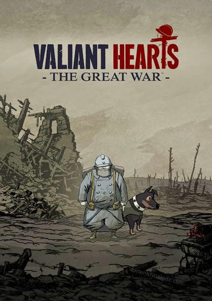 VALIANT HEARTS: THE GREAT WAR Full Torrent İndir