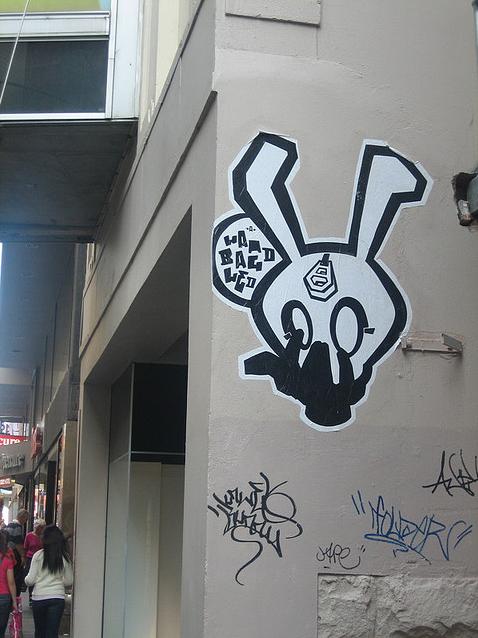Myer place Melbourne 2005