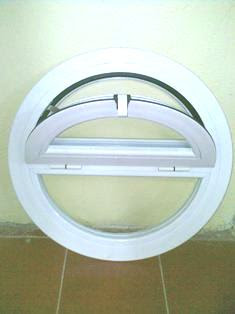 Cerrajeria ramajo ojos de buey de aluminio - Puertas ojo de buey precio ...